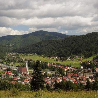 Spływ Dunajcem do Krościenka