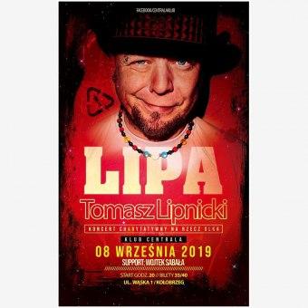 "Tomasz ""Lipa"" Lipnicki - Koncert charytatywny dla Olka"