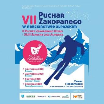 VII Puchar Zakopanego w Narciarstwie Alpejskim