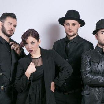 Walentynki w stylu vintage - Swingrowers (electro-swing, Włochy)