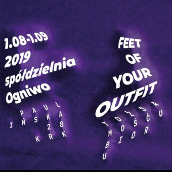 """Wernisaż wystawy """"Feet of your outfit"""""""