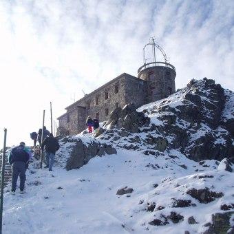 Z Zakopanego na Kasprowy Wierch