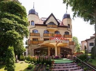 Hotel *** Trofana Wellness & Spa