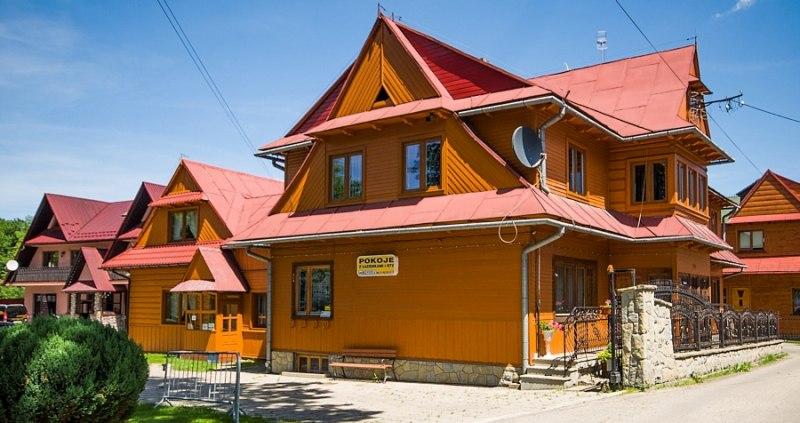 Dom Wypoczynkowy Liptakówka