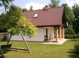 Domki Rekownica Mazury Jedwabno Region Szczytno