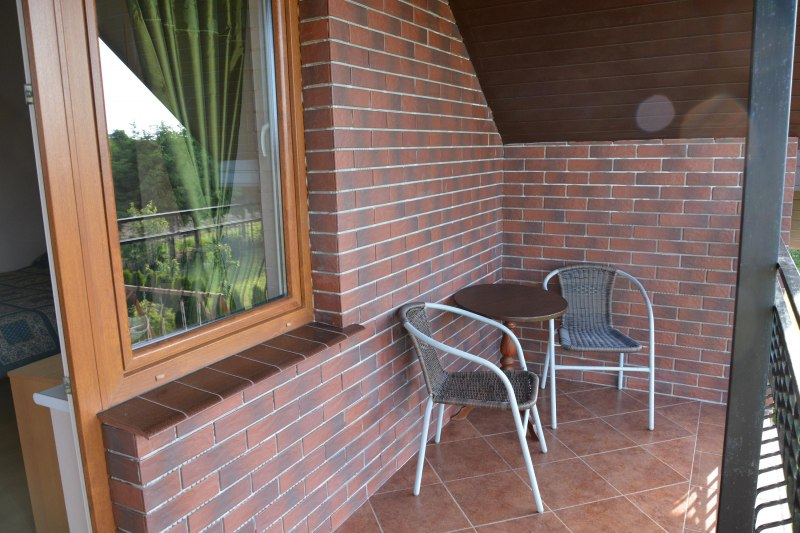 Balkon - studio dwupokojowe