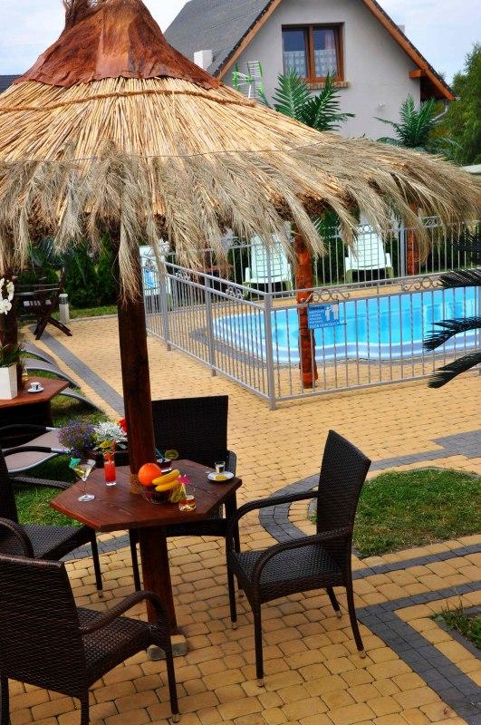 Cisowianka z basenem