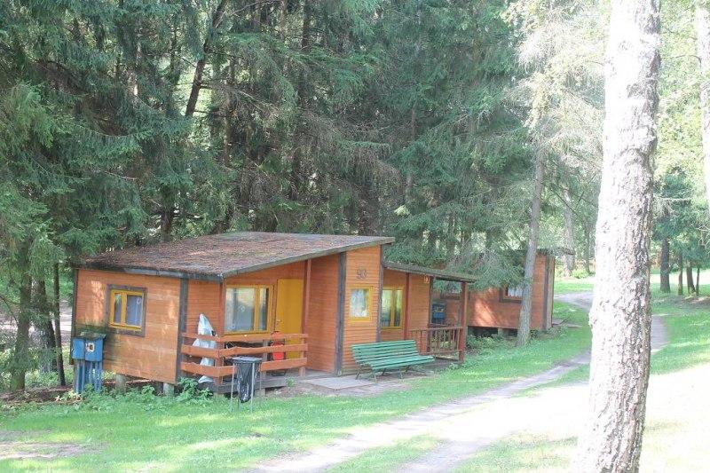 Ośrodek Wypoczynkowy Leśna Przygoda