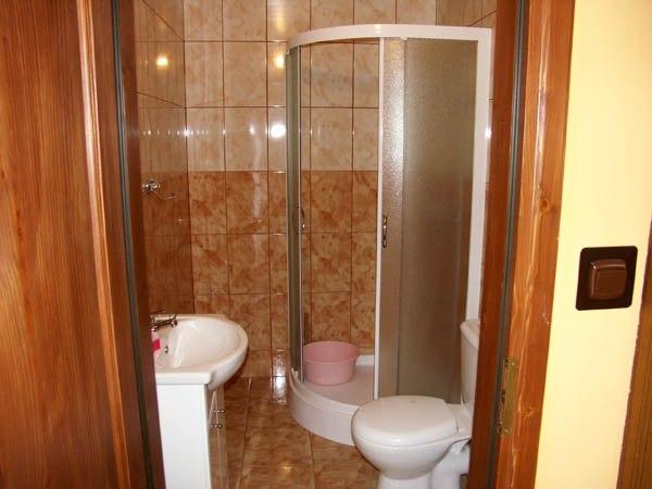 Łazienka pokoju nr 2