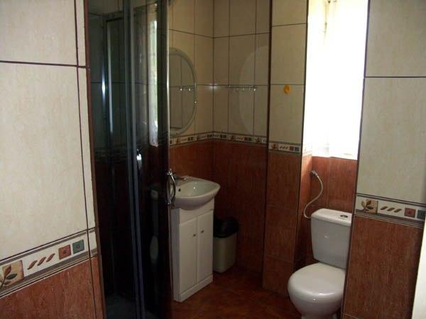 Łazienka pokoju nr 4