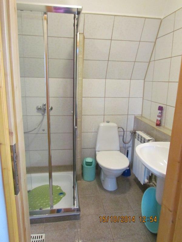 pokój nr 3 (łazienka)