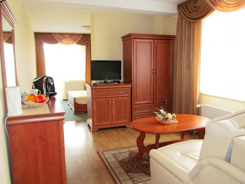 Apartament typu studio 4-osobowy
