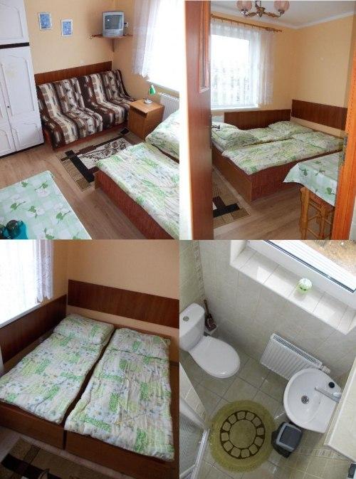 Pokoje gościnne ASIA