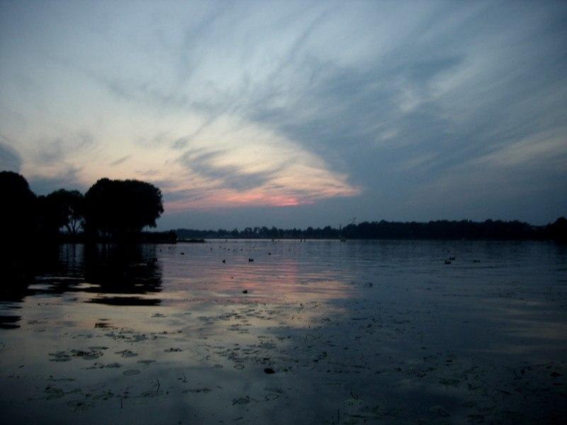 Widok na Jezioro Świętajno