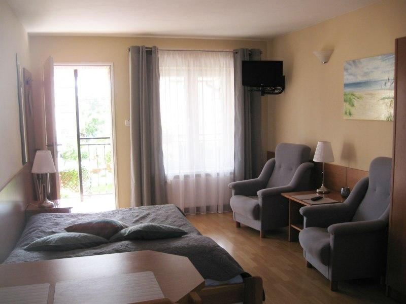 pokój nr 5, 2 - osobowy/możliwość wstawienia łóżeczka turystycznego