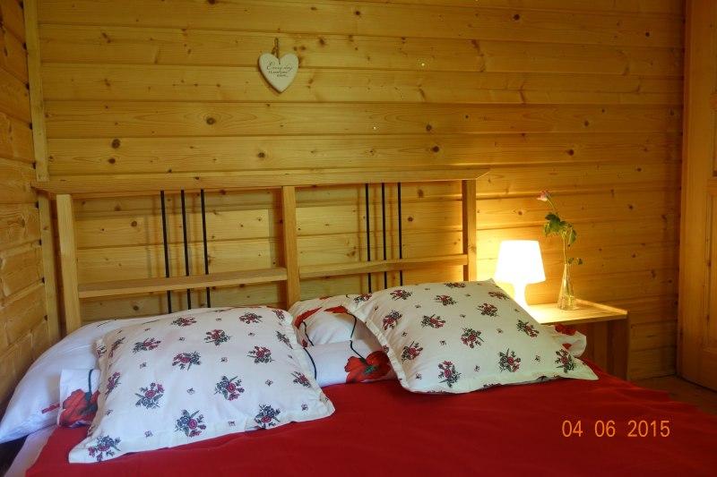 Sypialnia Łózko małżenskie
