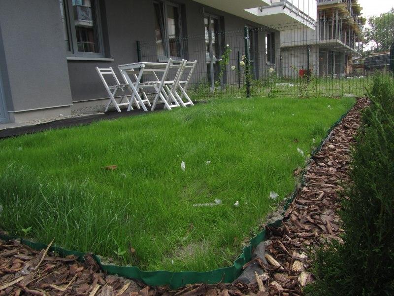Ogród do wyłącznego uzytku