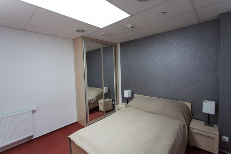 Apartament teatralny 03 - sypialnia