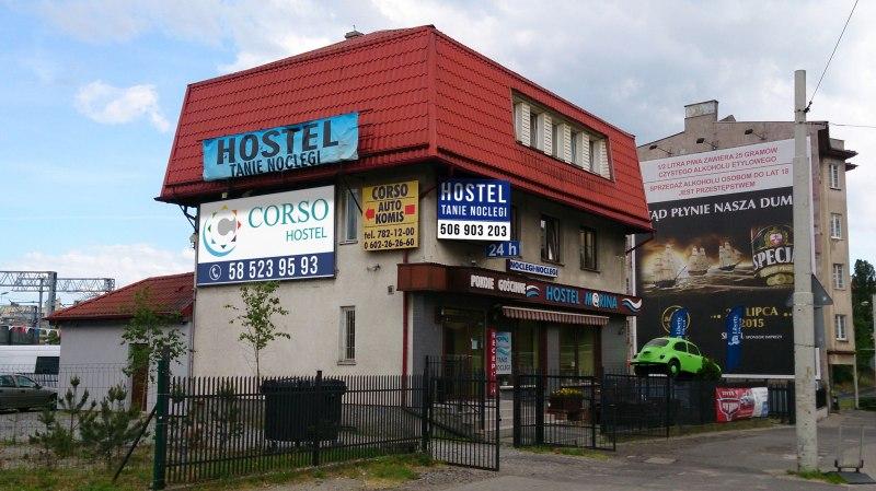 Hostel Corso