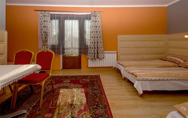 Dom Wypoczynkowy Skorusa