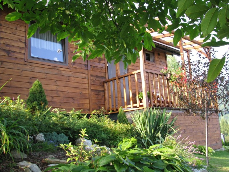Apartament i Domek Słoneczne Wzgórze