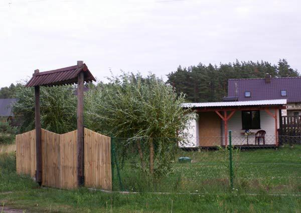 Domki wakacyjne