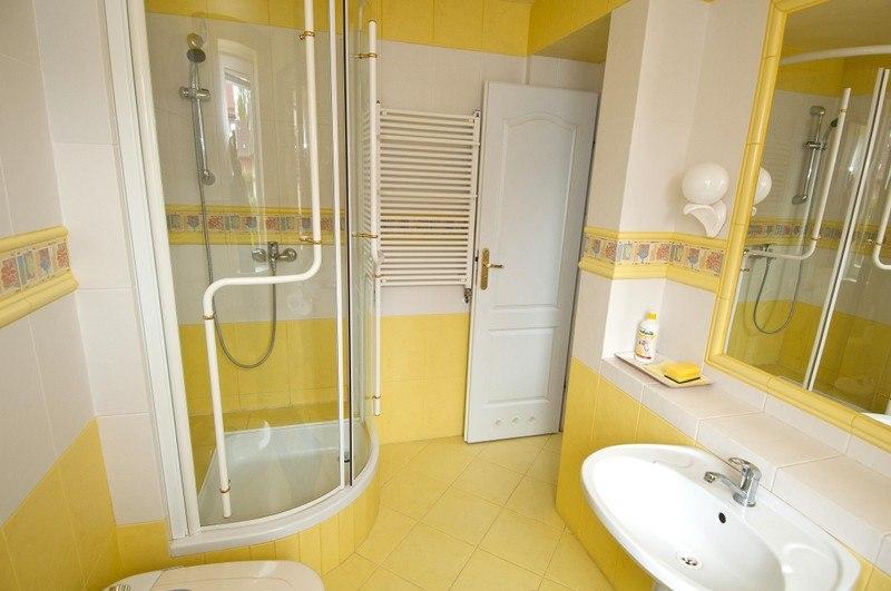 łazienka do apartamentu 4os.