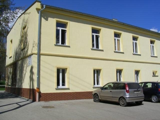 Schronisko Młodzieżowe w Pogwizdowie