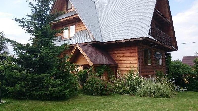 Dom Wypoczynkowy Grań