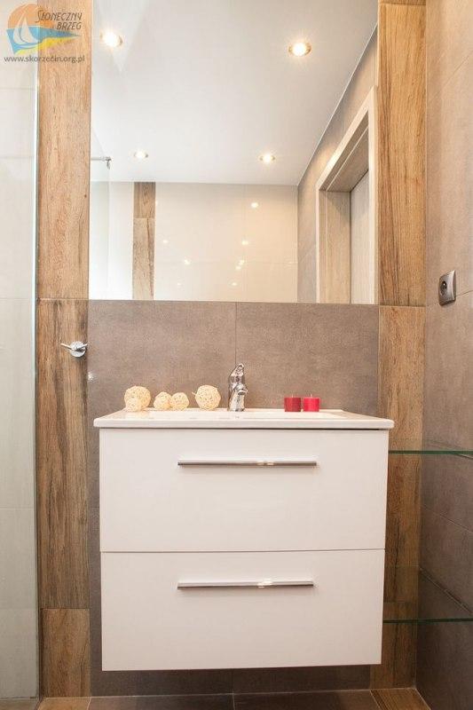 Apartamenty nr 18-21 - łazienka