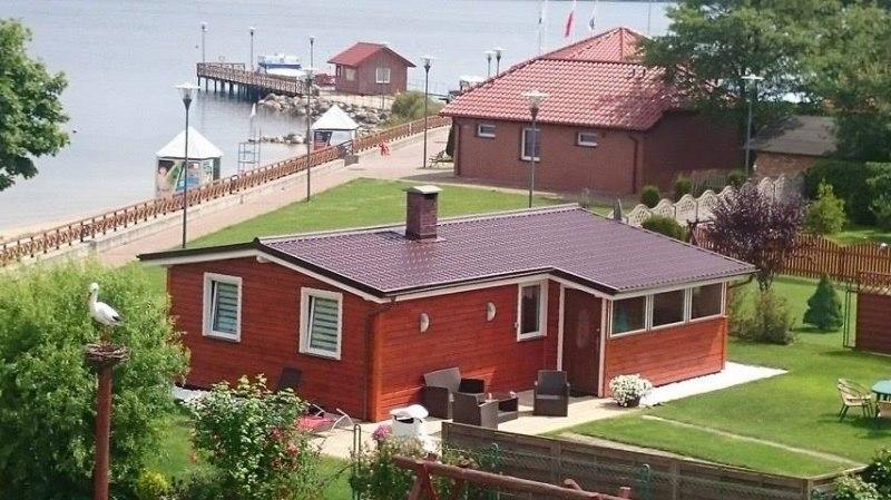 Dom Letniskowy, blisko morza