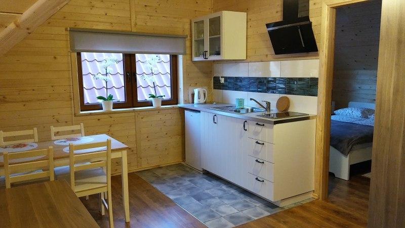 Apartament 2. Aneks kuchenny