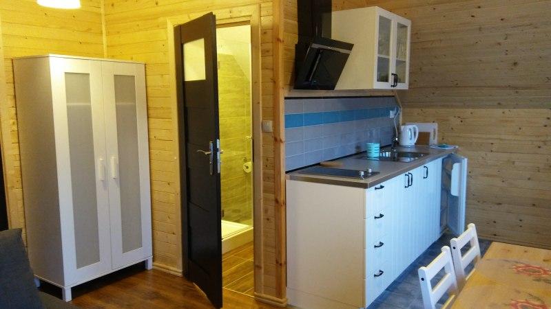 Apartament 1. Aneks kuchenny