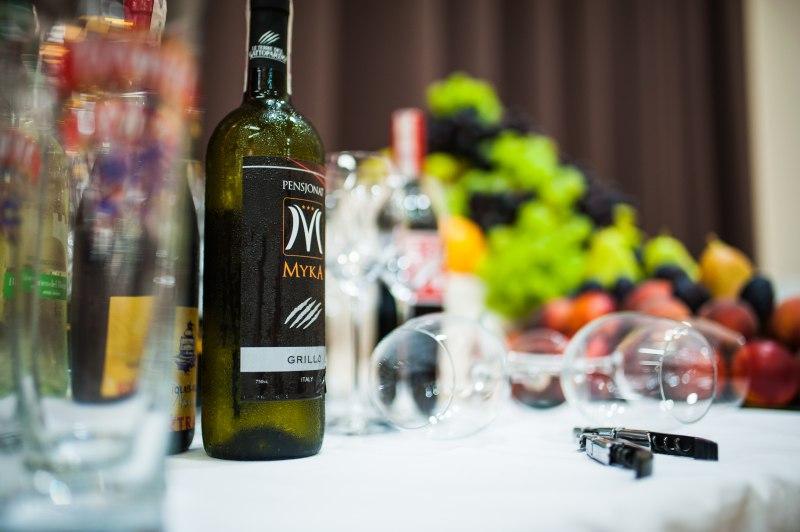 Polecamy wino naszej marki własnej