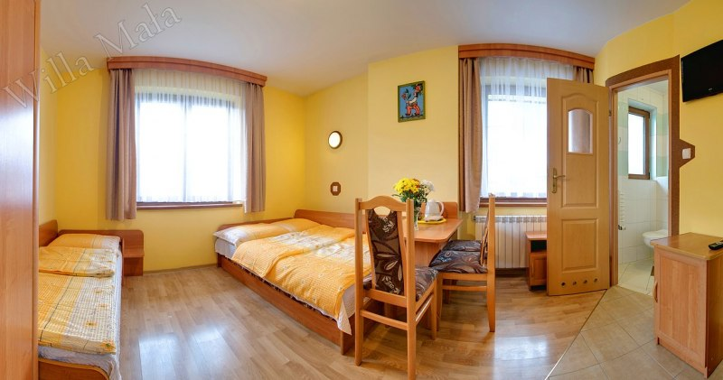 Willa Mała pokój