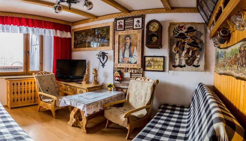"""Apartament """"Góralska Tradycja"""""""