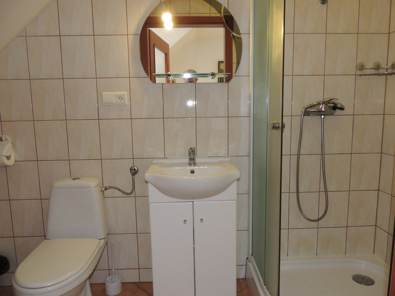 Pokój Nr.3 łazienka