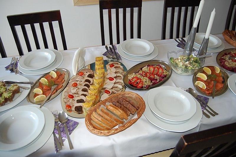 usługa gastronomiczna