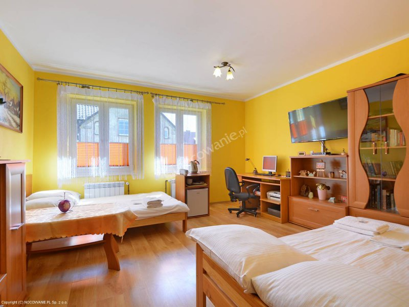 pokój żółty