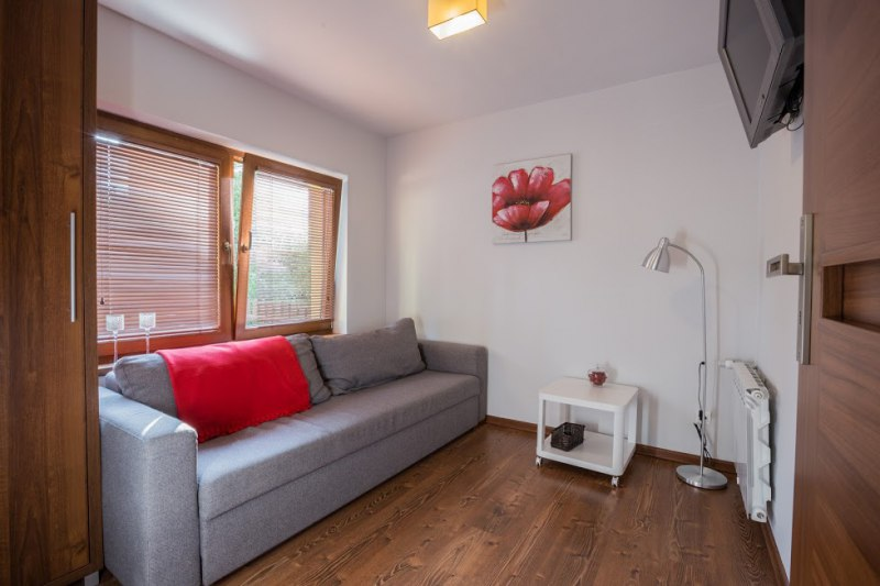 Apartament Red Silver