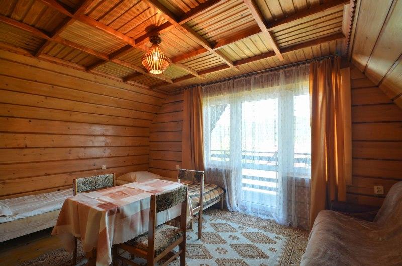 Pokój 3-osobowy na osobnym piętrze