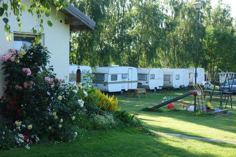 Camping Pod Żaglem
