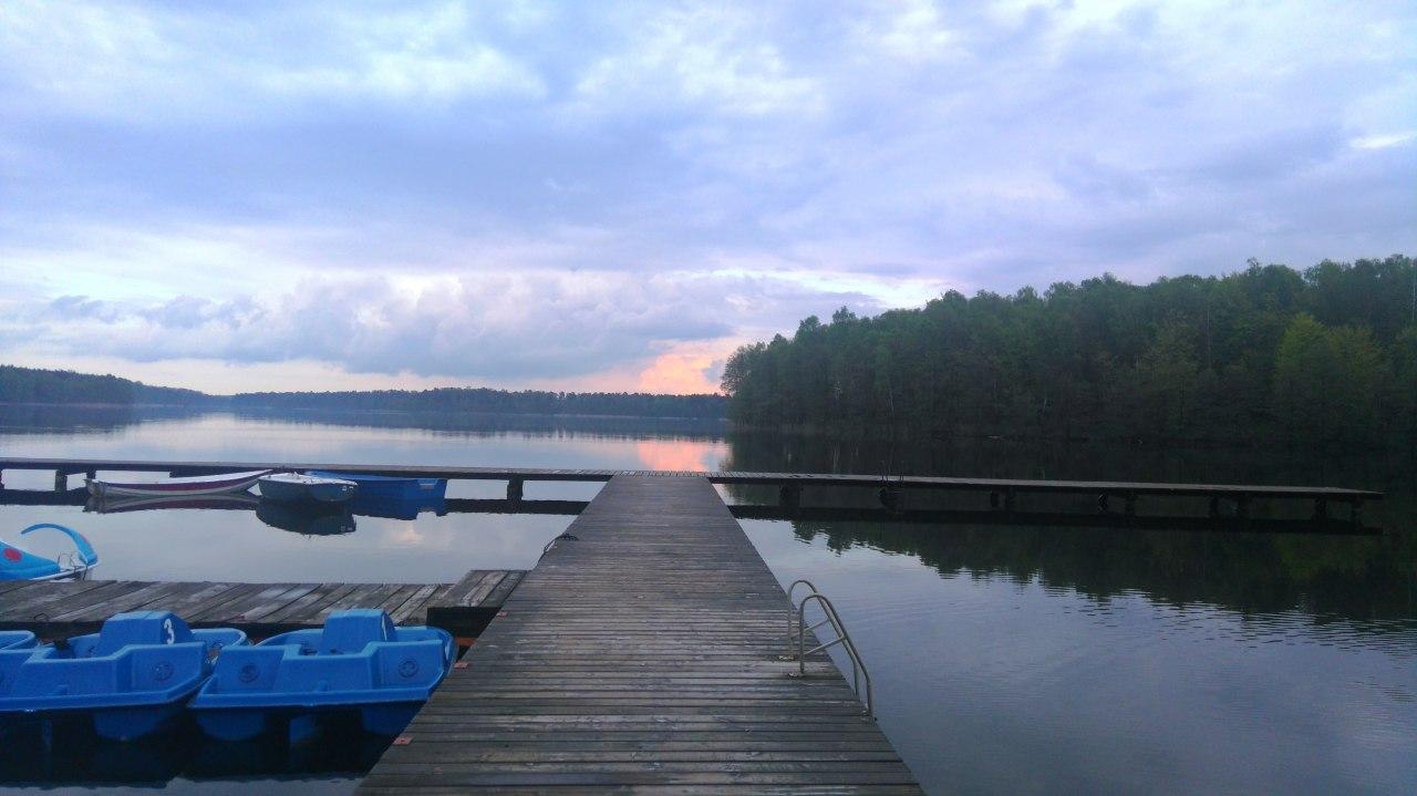 Jezioro Borówno