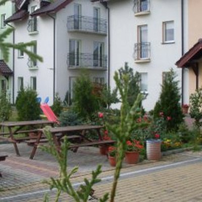 Pensjonat w Mielnie
