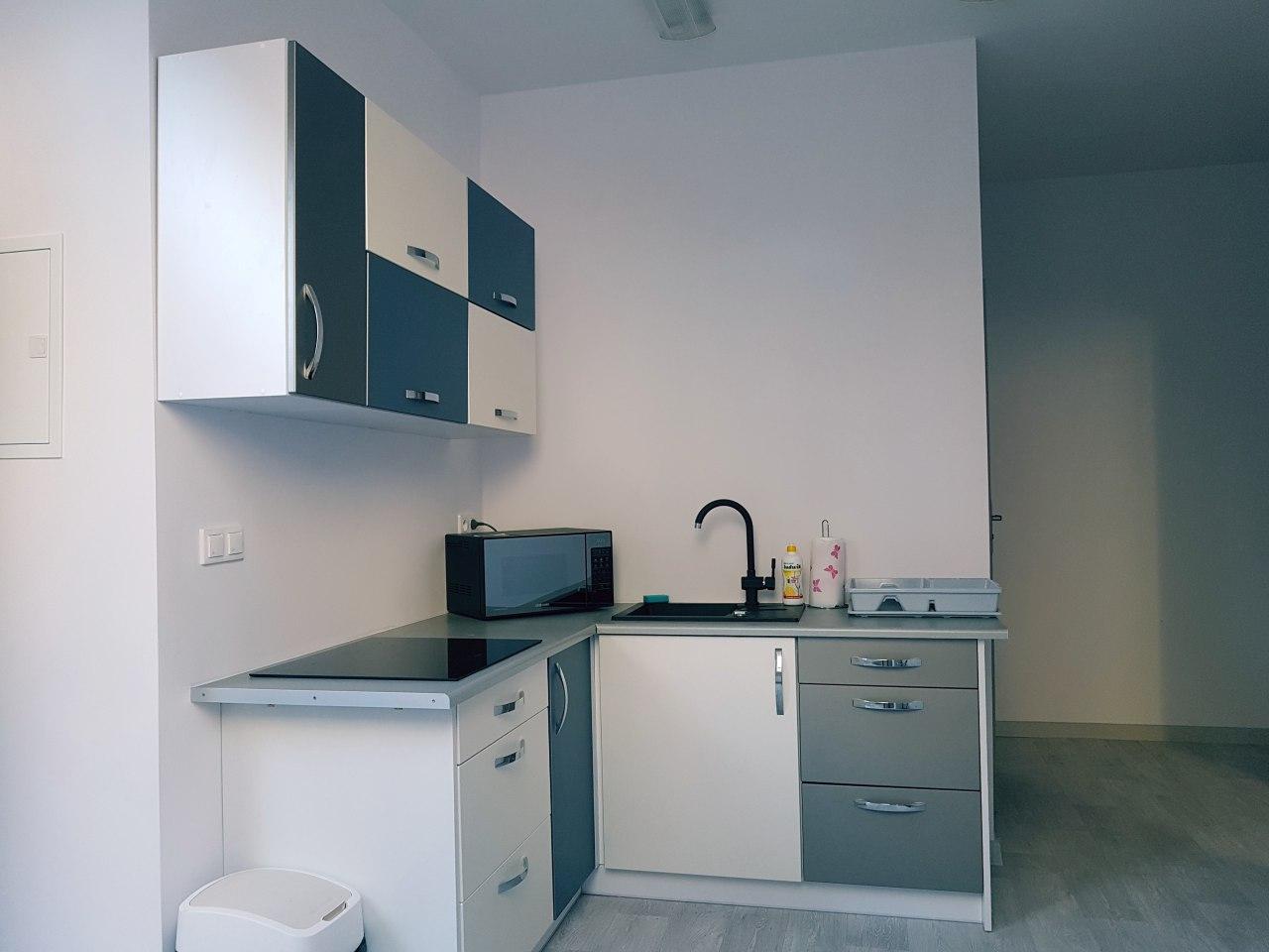 Mieszkanie 1, kuchnia