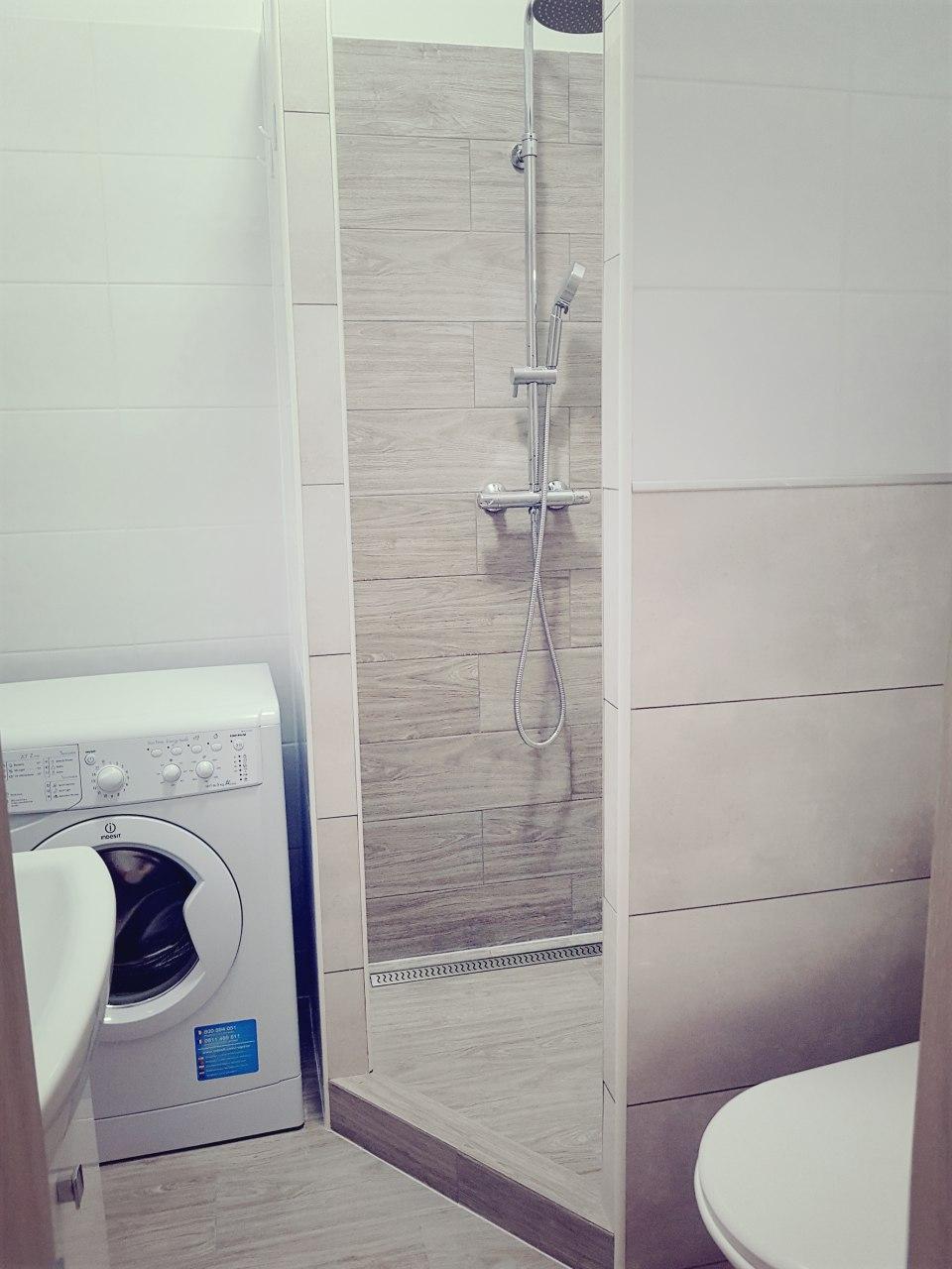 Mieszkanie 1, łazienka