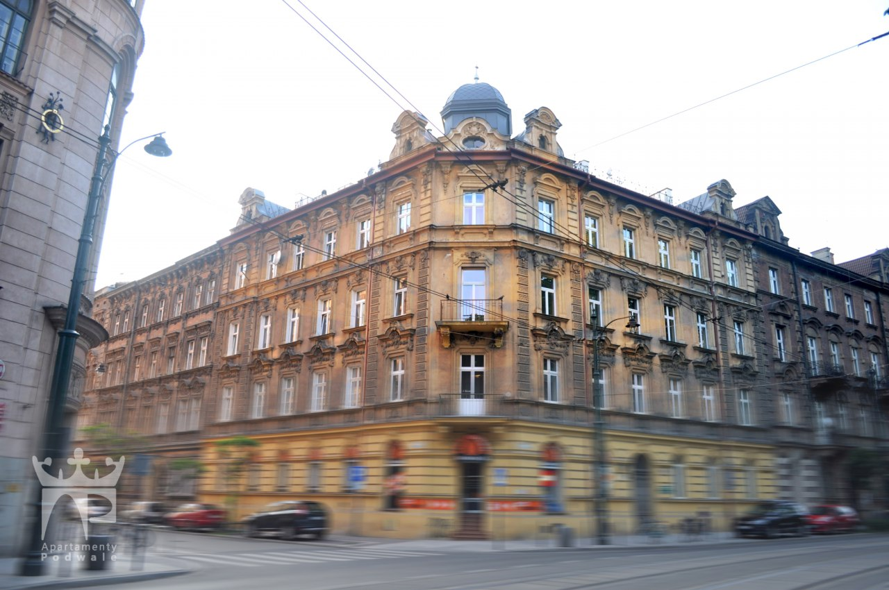 fasada kamienicy
