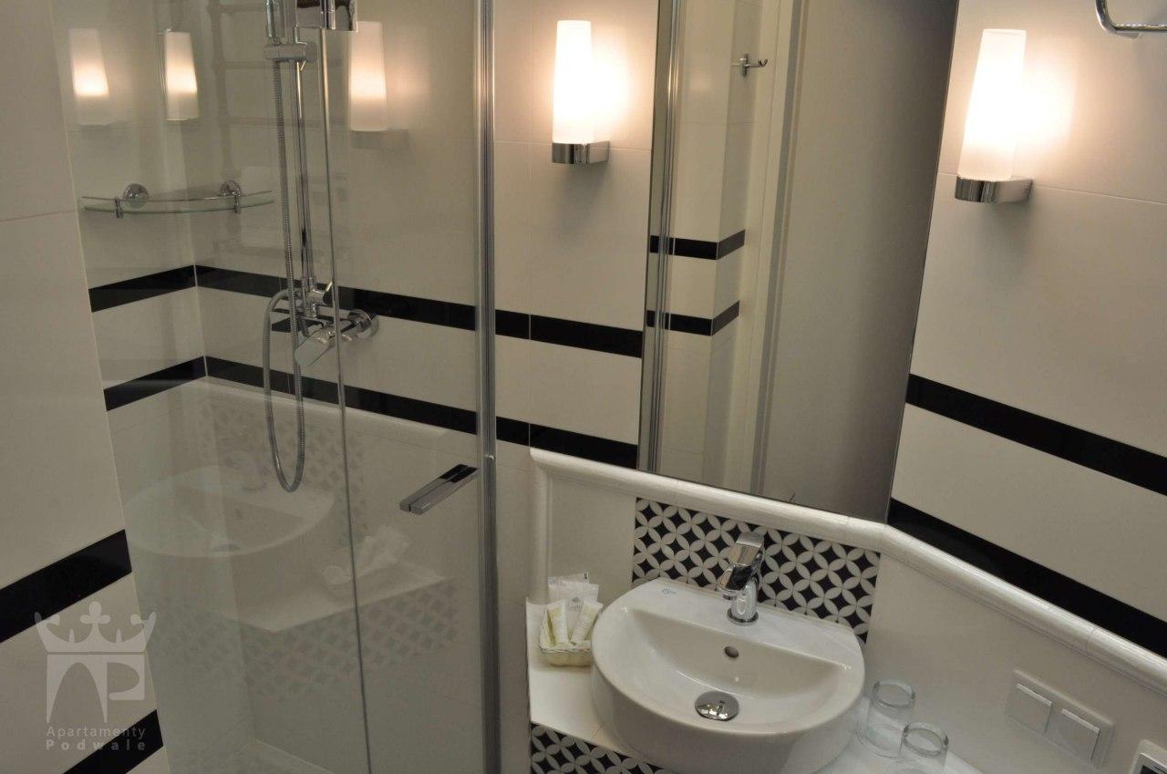 łazienka, pokój dwuosobowy