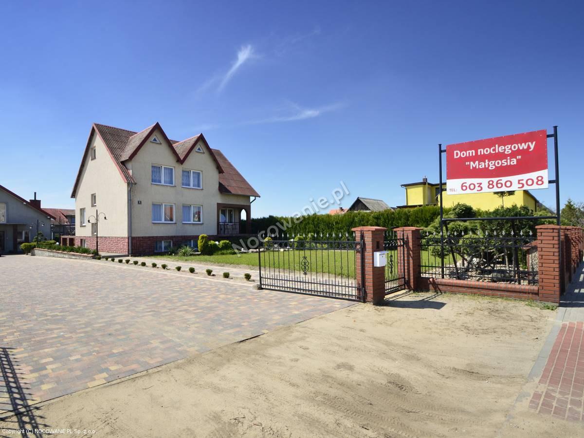 Dom Noclegowy Malgosia Ul Koninska 5 Lichen Stary