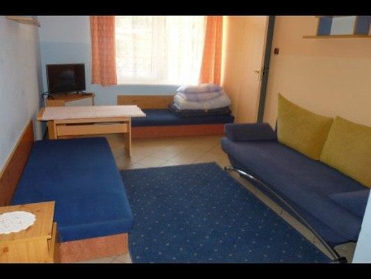 Pokoje rodzinne w Rowach